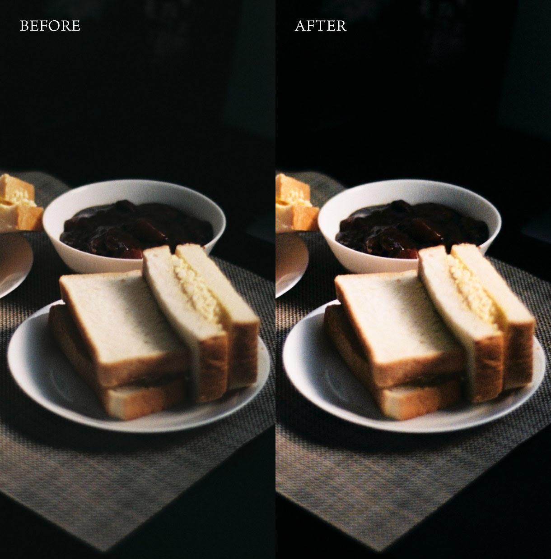 フィルム写真のレタッチをします 写真屋さんのデータ化サービスに満足していない方に!
