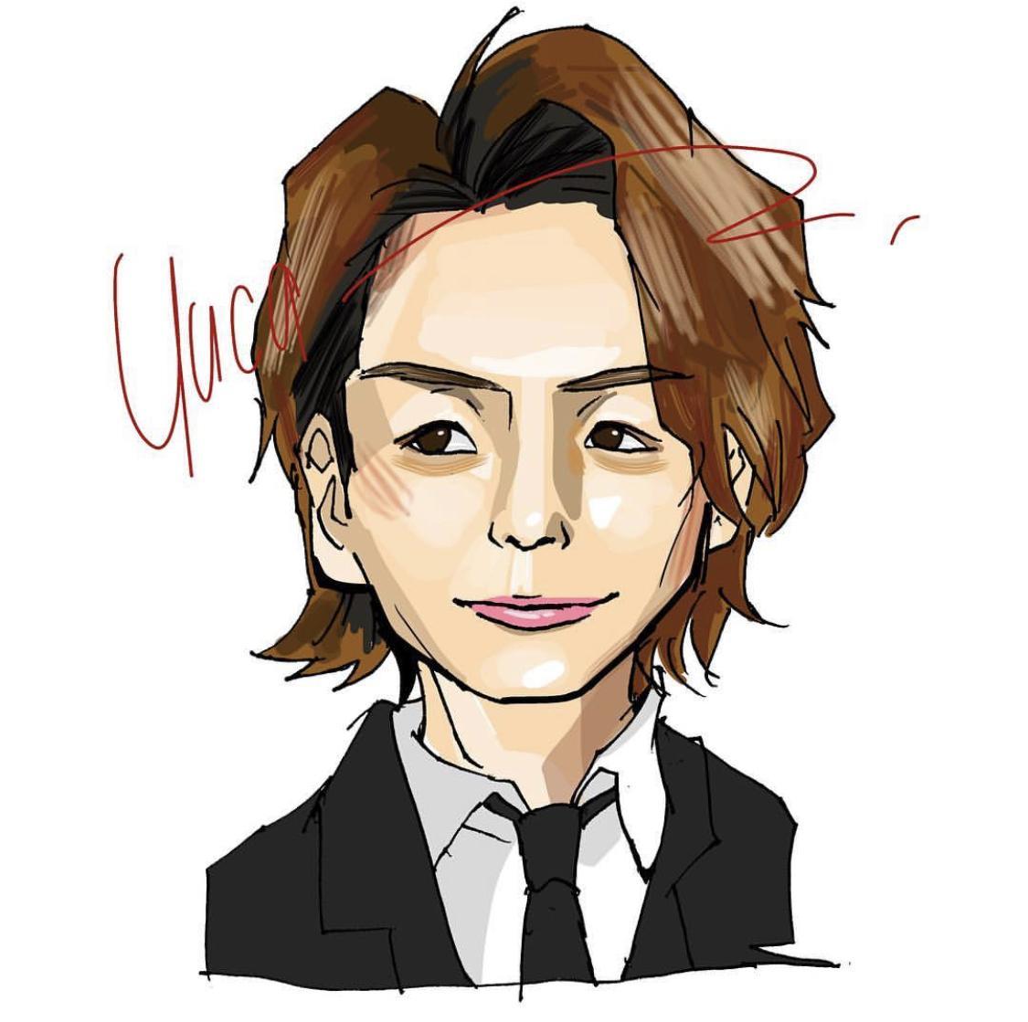 目を引くお洒落な似顔絵描きます 名刺に入れたり、SNS用のアイコンとしてご使用できます!