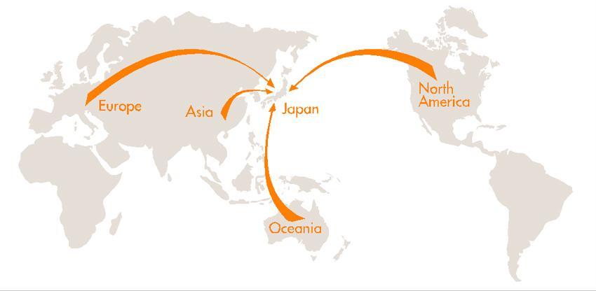BUYMA日本へ直送可能ショップリスト30渡します BUYMAで10万円稼ぎたい初心者の方へ イメージ1