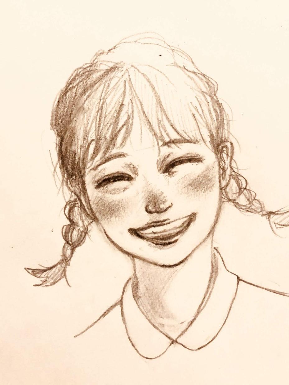 似顔絵を制作します あなたの大切な人に贈りませんか。 イメージ1
