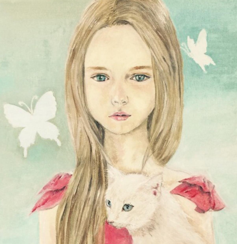 似顔絵を油彩で描きます 似顔絵をプレゼントや記念にいかがですか