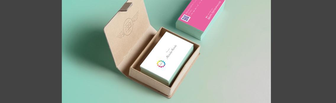 高品質な名刺、ショップカードなど作ります 名刺やカード欲しい方、イイ感じの作ります。