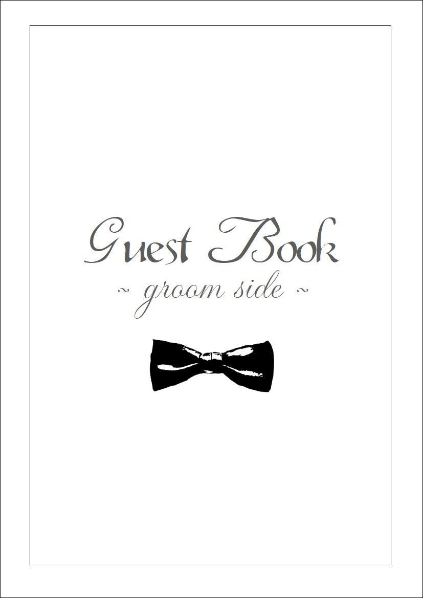 受付プレート・芳名帳セット オリジナル作成します ゲストが宴前に必ず通る受付をさりげなくお洒落に♡