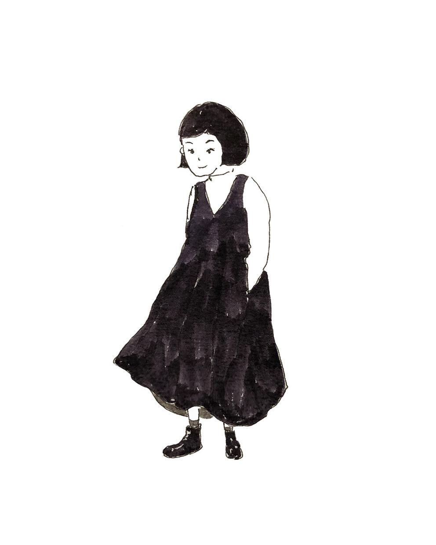 イラスト描きます ファッションにこだわった人の絵を描きます!