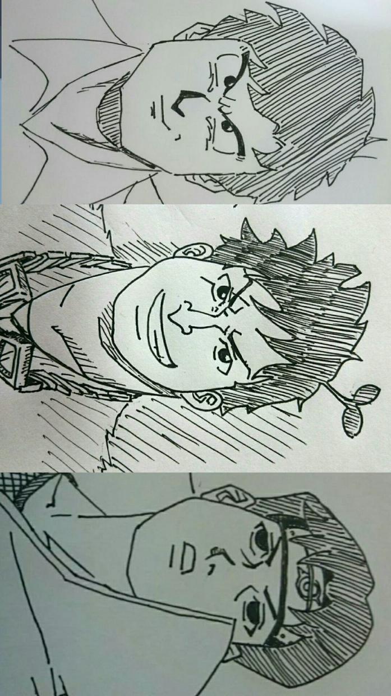 好きな漫画の原作風に似顔絵描きます プレゼントやドッキリ、サプライズにも!!
