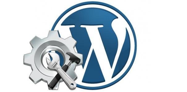 WordPressの設定サポート致します。