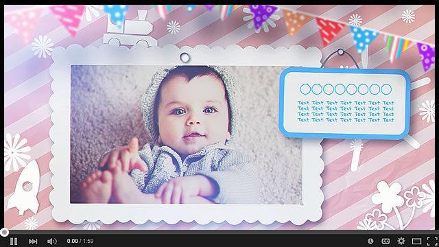 高画質・美しい動画(ママと赤ちゃん編)つくります YouTube(横型)~ Instagram(縦型)各種対応