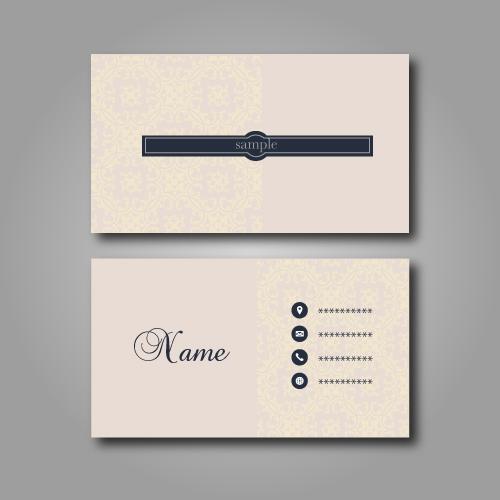 会社の顔になる名刺やショップカードをお作りします お手頃価格でおしゃれなデザイン!起業・開業で名刺が必要な方に イメージ1