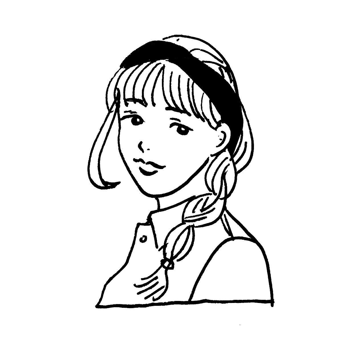 似顔絵描きます 似顔絵を描きます!SNSのアイコンなどに!