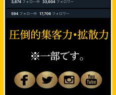 Twitter日本人フォロワー1000人増やします 集客にオススメ♪副業、ビジネスにも!匿名評価可♬