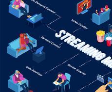 オーダーメイド:動画ストリーミングサイト作ります 会員制や購入者のみ動画視聴できるなど各種高機能サイトを制作!