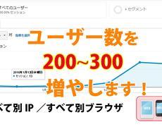 次世代のSEO対策!検索してからアクセスさせます 1日200人以上!国内限定の別IP、別端末で(5日間)