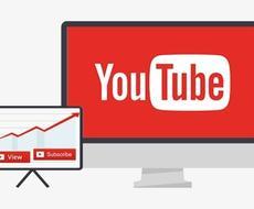 YouTubeの視聴・再生回数が増える宣伝をします 公式のマーケティング、チャンネル登録者の増加も見込めます。