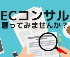 ECコンサルタント【楽天やヤフー】売上UPさせます 本職のECコンサルタントが本気でお手伝いします!楽天・ヤフー