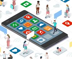 Android/iOS/Webアプリを制作します マルチプラットフォーム対応アプリを制作