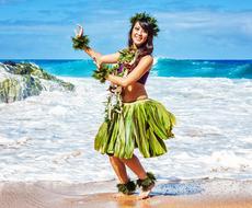 ハワイへの直行便♡楽しく身につける英会話教えます 「ハワイへの直行便」楽しく身につけるオンライン英会話