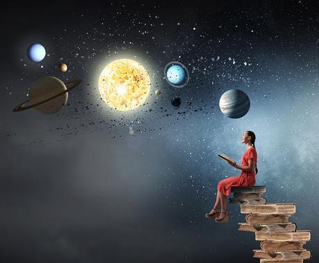 占星術でお悩み解決の<鍵>を探します あなたの<星>と仲良くなりましょう♡ イメージ1