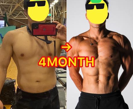 理想の体へ幸せます ダイエットしたい人マッチョになりたい人におすすめです イメージ1