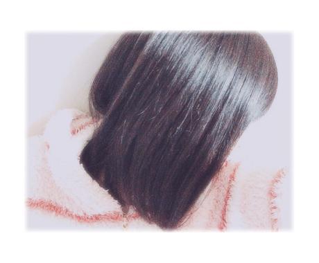 髪の毛のパサつきが気になる方へ!これさえやればツヤのある綺麗な髪になります♩ イメージ1