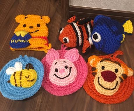かぎ針編みのエコたわし編み2個編みます エコたわしのイメージ又は編み図をお願いします。 イメージ1
