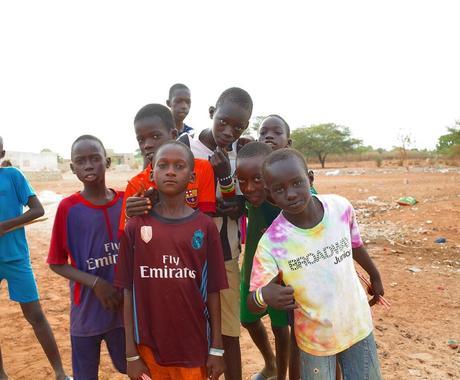 海外旅行での経験をシェアします 最近はセネガル、カーボベルデ、モロッコに行ってきました。 イメージ1