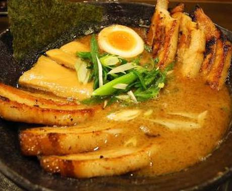 新潟県のオススメラーメンを紹介します ラーメン好き必見!旅行・出張の方へ イメージ1