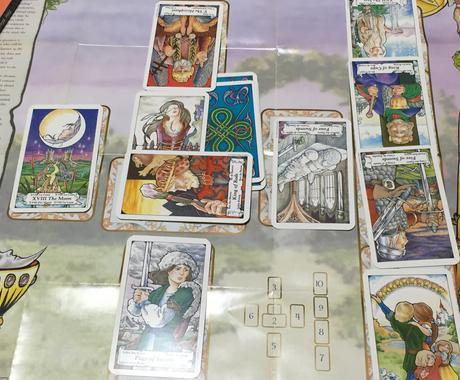 タロット占い。貴方の状況、心理状態をもとにカードとの関連性をしっかり読み込みアドバイス。 イメージ1