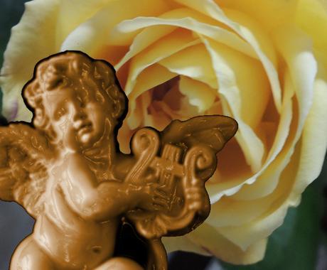 金運アップWヒーリングします 豊穣の黄金光線・女神アバンダンティアさま Wヒーリング イメージ1