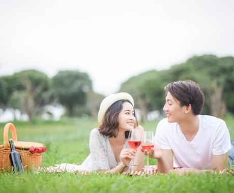お二人の相性を複数占術で総合的に鑑定します ~お相手の気持ち・近未来・恋人・結婚相手としての相性~ イメージ1