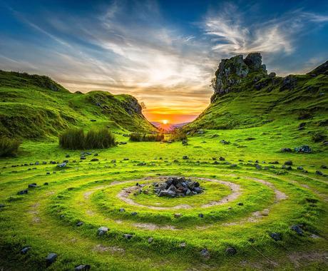 神秘⭐️の波動でパワースポットの様に癒します 丹田ヒーリングで自己実現に魂が向かうエネルギー イメージ1