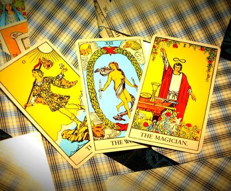 【絶対当たる!!】…ではなく、良い未来に向かうために★タロット・霊感・霊視 イメージ1