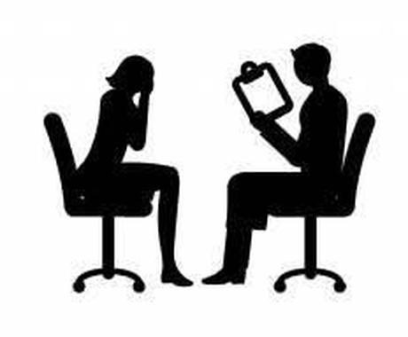 仕事についてのモヤモヤをスッキリさせます 24h以内★あなたの仕事についてのお悩み、全部受け止めます! イメージ1