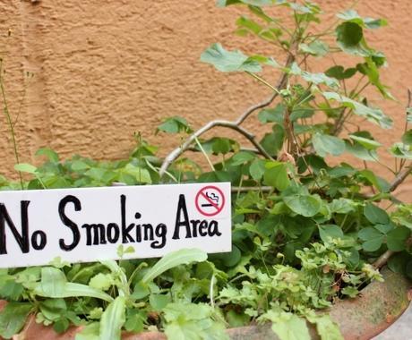 煙草の止め方を教えます ちょっとしたコツで楽に禁煙できます☆彡 イメージ1
