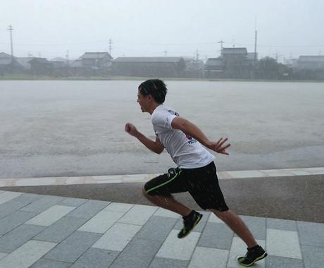 100m走で地区予選突破する練習のコツを教えます オリジナルトレーニングメソッド「リベンジスプリント」 イメージ1