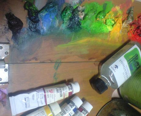 描きやすい描き方をお見本付きでアドバイスします ポスターの描き方や四つ切りの画用紙の絵の書き方 イメージ1