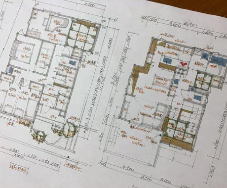 現役建築士が『夢のマイホームプラン』作成します 経験豊富な現役建築士がご希望に合わせて一からプラン作成します イメージ1