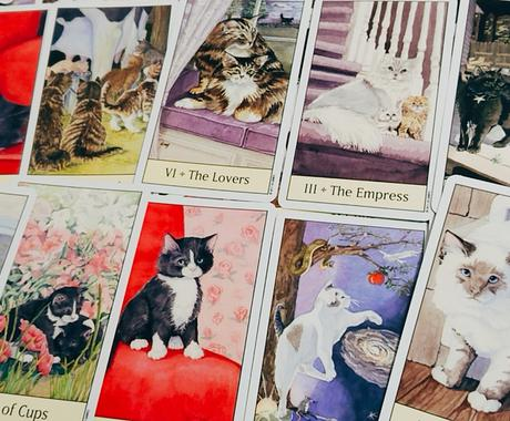 最速一時間。ワンオラクルで人生のお悩みを占います 前向きな言葉でカードからの言葉をお伝えします。 イメージ1