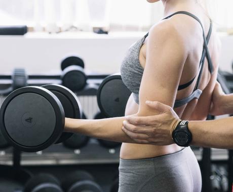 目的に合わせたトレーニングメニュー作成します ダイエット、姿勢改善、美尻美脚etc...ご相談ください! イメージ1