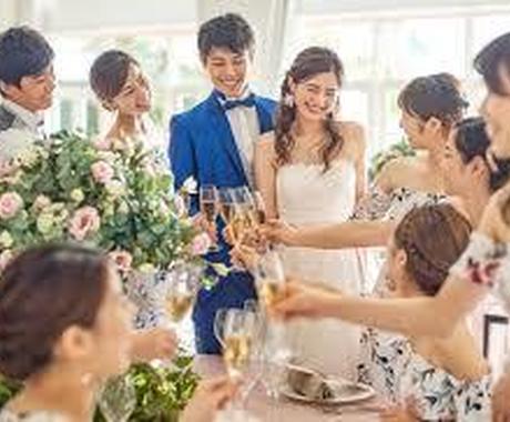 披露宴のコストカットのアドバイスをいたします wedding歴6年,現役マネージャーの知識をお伝えします。 イメージ1
