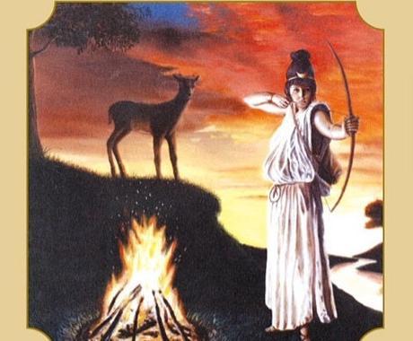 アルテミスの矢であなたの望みを叶えますます 女神アルテミスの勇気と強い意志で前進するエネルギーを与えます イメージ1