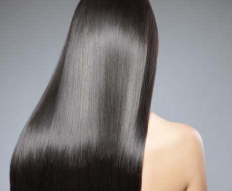 あなたの髪を美髪に導きます 現役美容師があなたにあったヘアケアをアドバイスします イメージ1