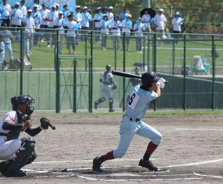 中学生や高校生が野球で5割打てるようになるメソッド伝授します イメージ1