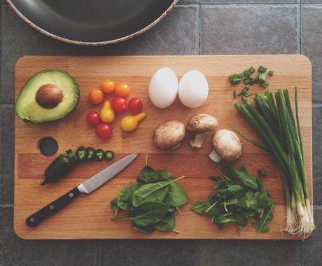 糖質制限の食事のお悩み相談にのります 料理が苦手、毎日の食事、献立で悩んでいる方へ イメージ1