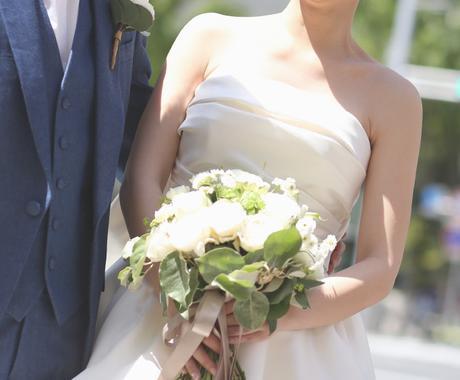 ウェディングについてなんでも相談に乗ります 【時間制・ビデオ】マナーにも強い結婚式の専門家がアドバイス イメージ1