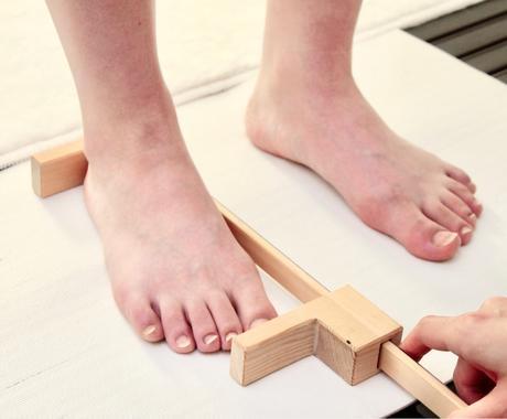 足が痛くても好きな靴を履きたい女性を応援します 好きな靴で足が痛くなる理由を分析して、履けるようにします‼️ イメージ1