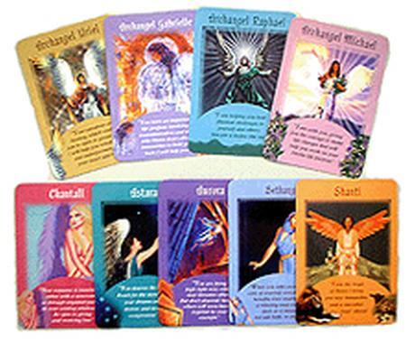 スピリチュアルヒーラー麻実によるエンジェルオラクルカードメッセージ 44人の天使が幸せを運びます イメージ1
