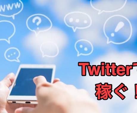 Twitterを使った簡単な副業を教えます 初心者の方でもすぐに実践可能!Twitterでつぶやくだけ。 イメージ1