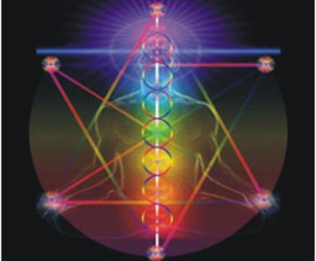 七つのチャクラを活性化させるヒーリングをします プラーナを取り込み強力に幸運を引き寄せるヒーリング イメージ1