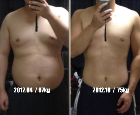 私が3ヶ月で18kg痩せたダイエット方法を教えます! イメージ1