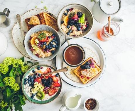 ダイエットの食事を管理栄養士が5日間指導します やせやすい食事に変えて今度こそダイエットを続けてみませんか? イメージ1